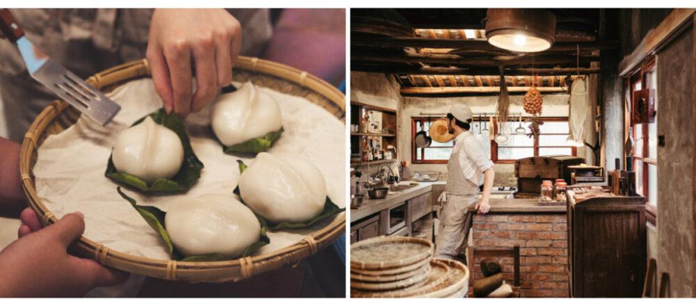 三合院裡的外婆好滋味:走進「雙口呂」的古早味廚房,一窺代代相傳的米食記憶-Hanako Taiwan