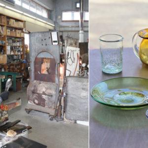 讓無法回收的破損玻璃變身為美麗器皿,老字號琉球玻璃工房——「奧原硝子製造所」——Hanako Taiwan
