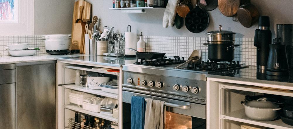 廚房是交換人生風景的場所|走入「私處My Place Cooking」的廚房生活