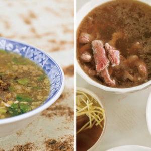 早晨喝極致美味的牛肉湯。台南知美食吃透透-Hanako Taiwan