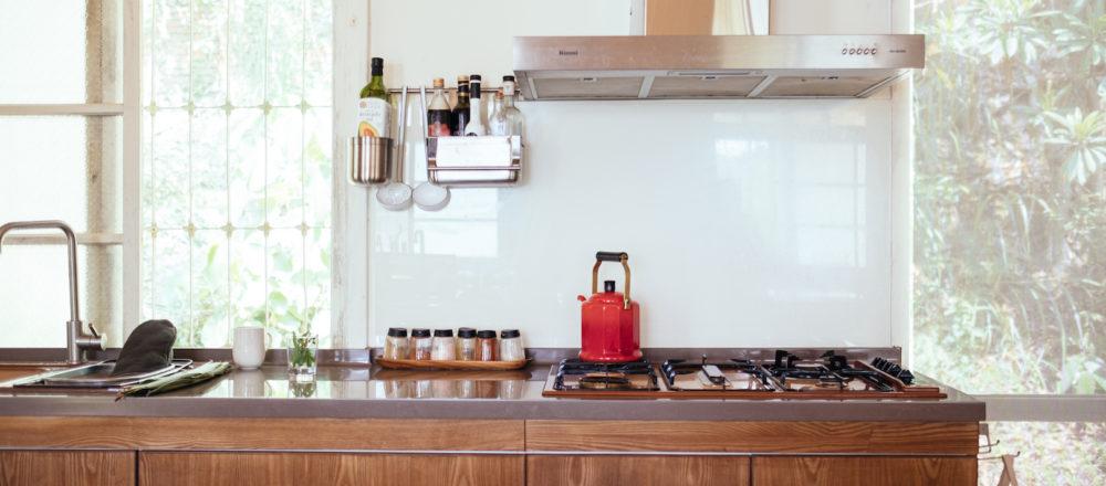 從身體能量重新感受「吃」的意義:Sense30葉士豪為太太量身打造溫暖的廚房空間