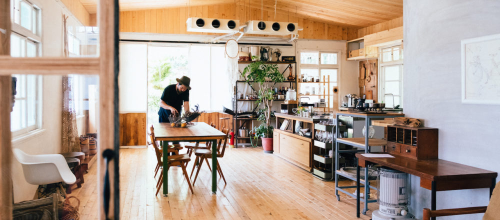 從身體能量重新感受「吃」的意義:Sense30葉士豪為太太量身打造溫暖的廚房空間——Hanako Taiwan