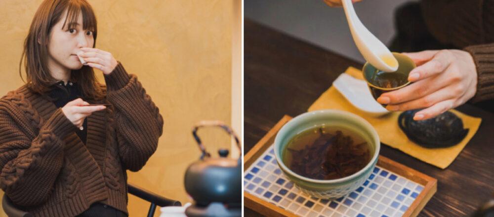【東京】巷弄裡的台灣好滋味——有豆花、有芒果乾,宛如秘境般的正統台灣茶藝館「蓮月庭」-Hanako Taiwan