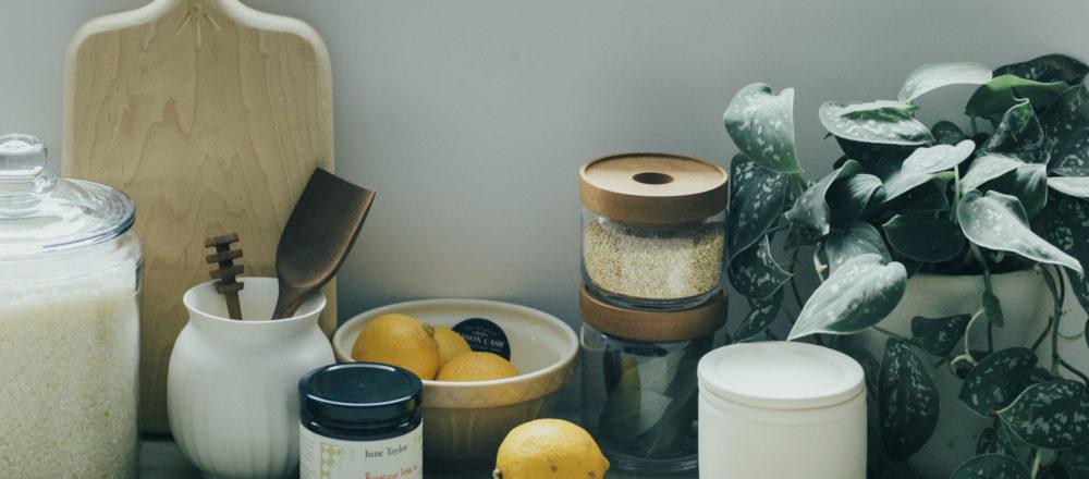 從小型日用品開始改造成理想中的舒適廚房