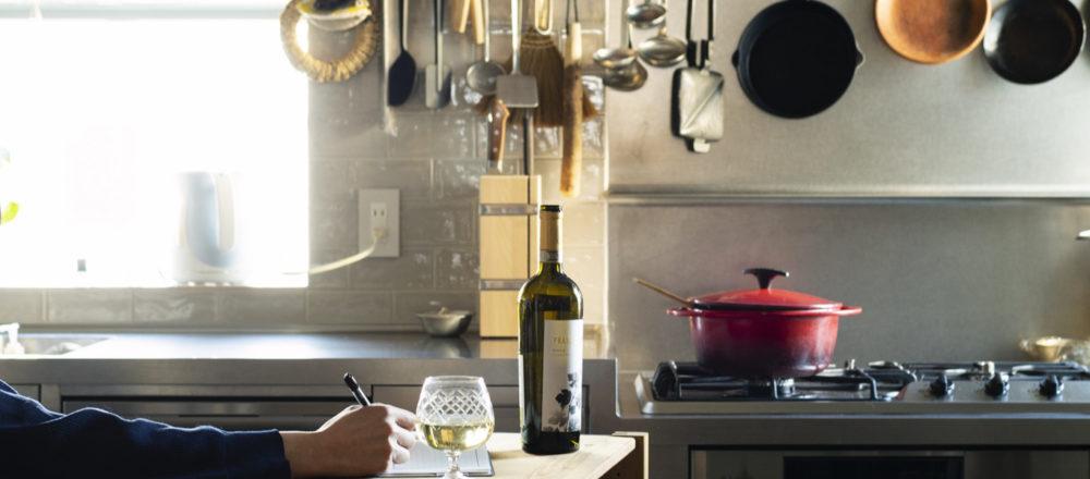 觀察品味人士的居家時光|雜誌編輯Turedure Hanako X 廚房時間