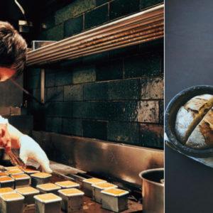 依照每位客人的預約時間反推後才開始發酵麵團——「Sincère」主廚親手烘焙的星級麵包