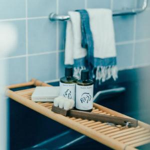 讓浴室瓶瓶罐罐都臣服的神奇魔法術