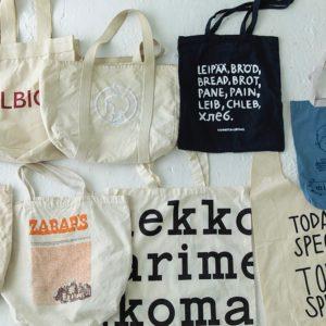 五花八門的環保購物袋 是紀錄了旅行回憶的相簿——Hanako Taiwan