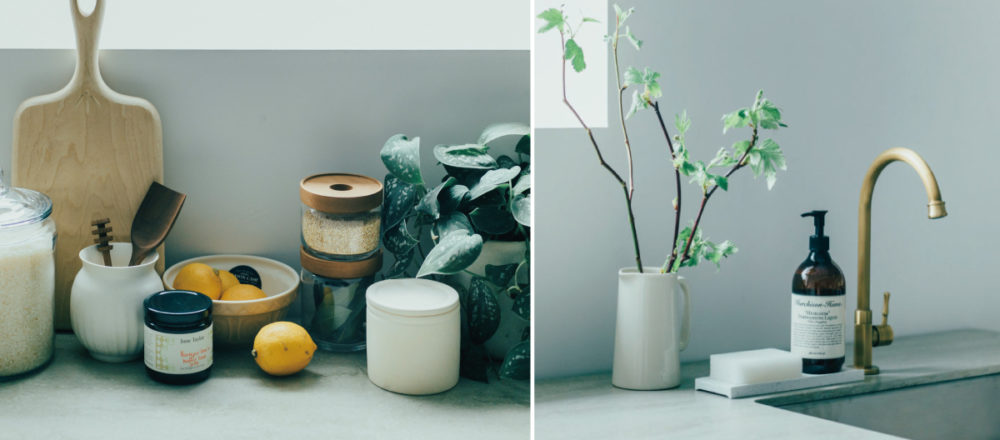 從小型日用品開始改造成理想中的舒適廚房——Hanako Taiwan