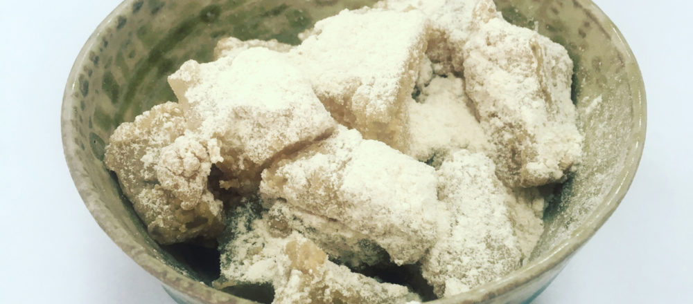 【column】差一點就失傳 再也吃不到的艋舺《涼粉伯》涼粉