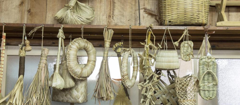 一路走來 始終支持著沖繩民俗工藝的林中秘境