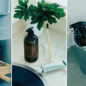 讓浴室瓶瓶罐罐都臣服的神奇魔法術 ——Hanako Taiwan