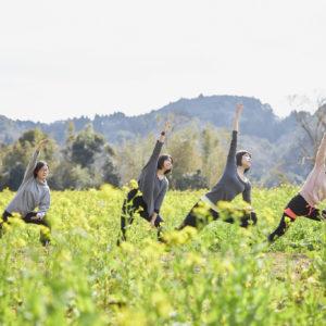 舒展身體 照顧好胃 我們一起享受自然時光