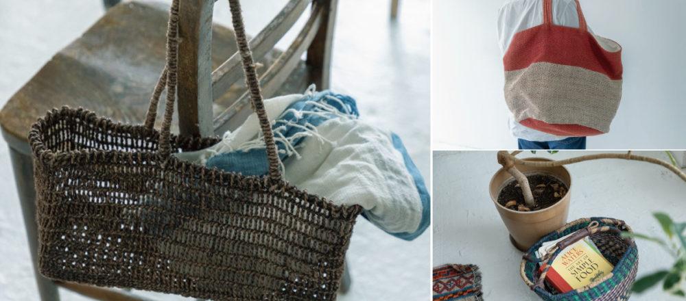是室內裝飾,也是時尚配件。生活好幫手,戒不掉的籃子癮——Hanako Taiwan
