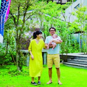 「人與自然」調和在一起的稻村崎海邊小屋
