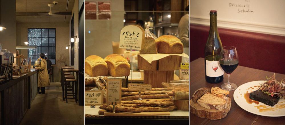 麵包搭酒新吃法 打開麵包新視野——Hanako Taiwan