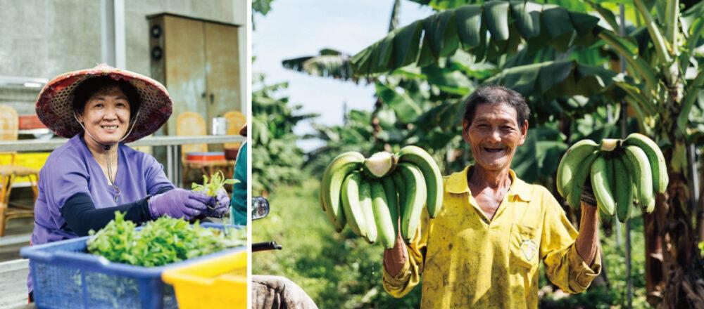 【column】香蕉王國在寶島——香甜Q軟的屏東香蕉-Hanako Taiwan