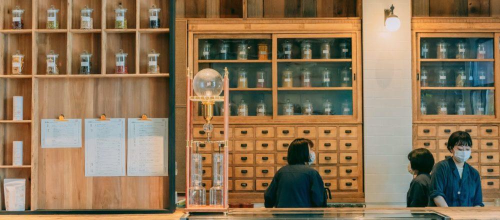 東京CASICA-6月重新開幕Arkē apothecary & kitchen用美味調養你的身體 PART-1
