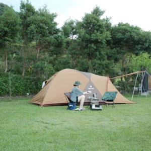計畫週末逃離紛擾城市,來去露營吧!劉欣瑜的露營配件