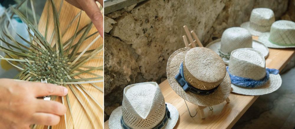 與熱帶島嶼風情最相配的帽款!重新展現沖繩傳統巴拿馬帽的出色穿搭-Hanako Taiwan