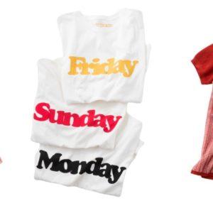 疫情後的反思。精選6款日本在地時尚品牌服飾與環保袋。