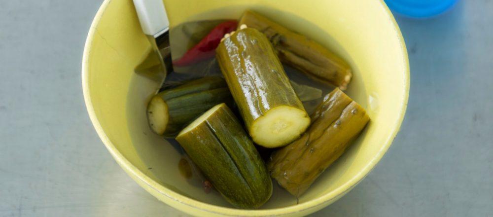 重現紐約客風味!「布魯克林風酸黃瓜」食譜-Hanako Taiwan