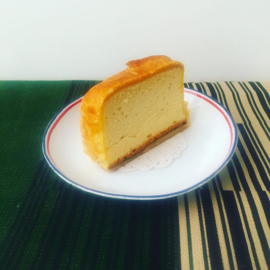 百合起酥蛋糕切片2
