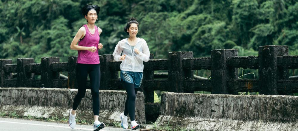 調整生活的步調,從養成你的日常運動習慣開始——「曖曖。內含光 氣味實驗室」主理人Taffi x 名模劉欣瑜