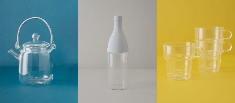 讓午茶時光再升級!8件時尚、高質感的玻璃容器!