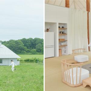 【北海道】建築迷非看不可!走進與北方大地融為一體的名建築「MEMU EARTH HOTEL」-Hanako Taiwan