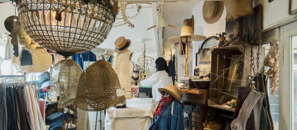尋找絕無僅有的珍品。歐洲古著店&古董店的焦點