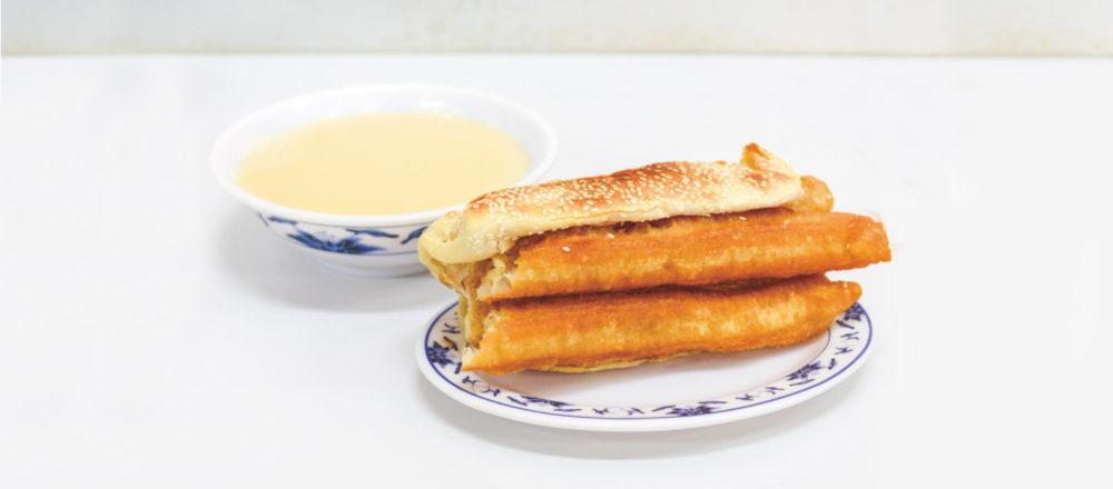 世界早餐的先驅—台灣「早餐」