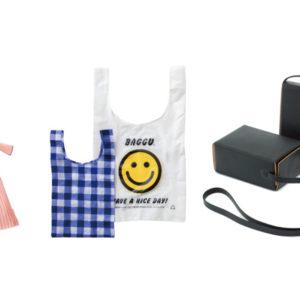 將時尚輕鬆帶著走!5款迷你小包&台灣也買得到的環保袋!