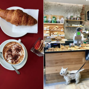 義大利流早餐。以卡布奇諾與布里歐許迎接美好的早晨——Hanako Taiwan