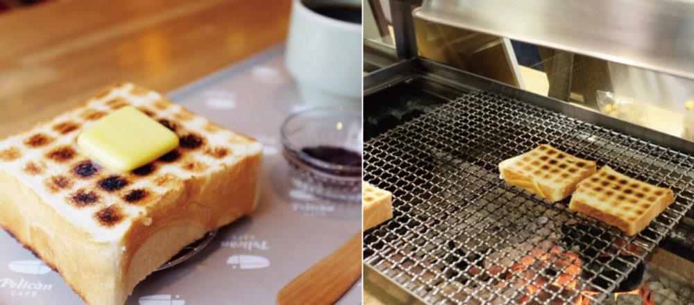 大口咬下厚片吐司!淺草70年老字號吐司店開設的咖啡廳「Pelican CAFÉ」——Hanako Taiwan
