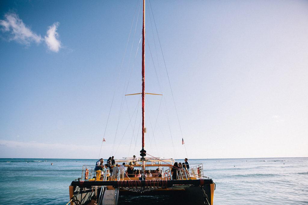 Na Hoku II Catamaran2