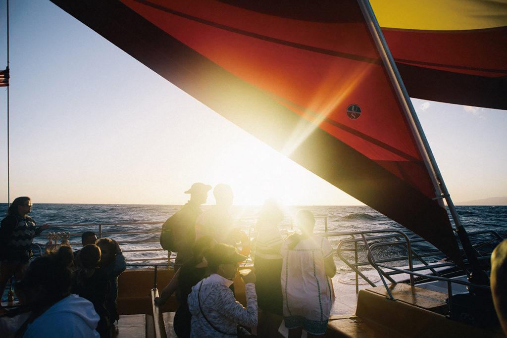 Na Hoku II Catamaran3