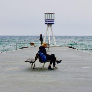 北歐巨匠Arne Jacobsen留下的頂尖傑作──海水浴場