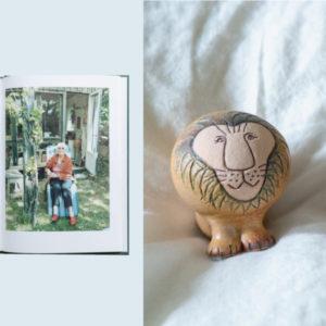 創造經典紅白條紋貓Mikey的瑞典知名陶藝家、設計師麗莎拉森,在北歐的別墅生活——Hanako Taiwan