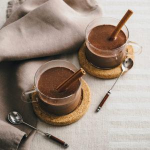 秋冬美味食譜!生薑煮出熱騰騰的「生薑熱巧克力」最適合冬天享用了!
