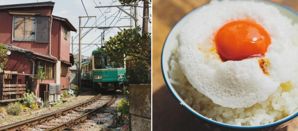 【鎌倉/稻村崎】不惜排隊也要吃到的生雞蛋拌飯。老屋咖啡廳「Cafe Yoridocoro」的極品早餐照過來——Hanako Taiwan