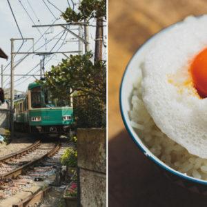 不惜排隊也要吃到的生雞蛋拌飯,鎌倉老屋咖啡廳「Cafe Yoridocoro」的極品早餐!——Hanako Taiwan
