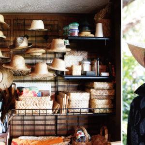 滿懷崇敬自然的心意,夏威夷傳統〈Lauhala編織手工藝〉-Hanako Taiwan