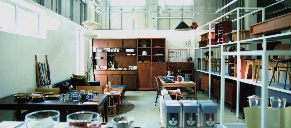大阪風格傢俱店「graf」,以優質選物營造生活空間