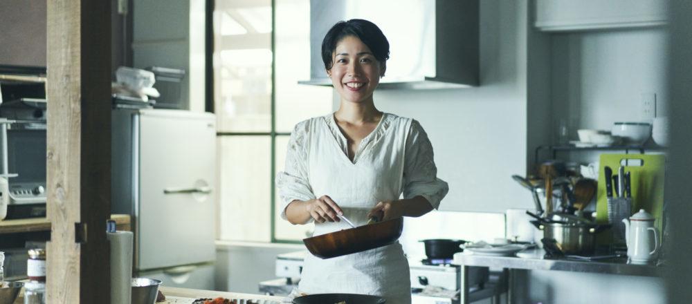 【SDGs】養生飲食研究家塚本紗代子  傳達從家庭餐桌開始的養生日常-Hanako Taiwan