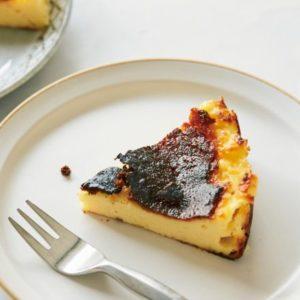 在家也能做出西班牙焦香乳酪蛋糕——「鹹香巴斯克乳酪蛋糕」-Hanako Taiwan