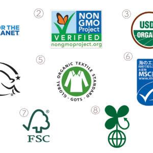 這些標誌代表什麼意思?在日本藥妝店購物時要知道的環保標誌-Hanako Taiwan
