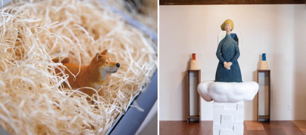 從兵庫縣豐岡市邁向全球,雕刻家美藤圭先生的作品會說話——Hanako Taiwan
