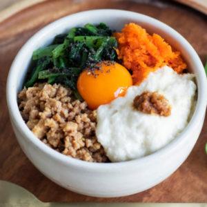 身體疲勞時的救星!一碗營養滿點的「藥膳韓式拌飯」-Hanako Taiwan