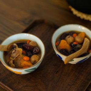 冬日飲食新選擇!以漢方入菜,來碗養生紅棗地瓜湯